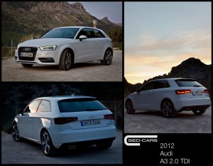 2012 Audi A3 TDI