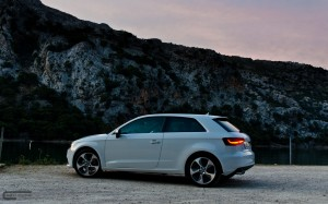 2012 Audi A3 2.0 TDI