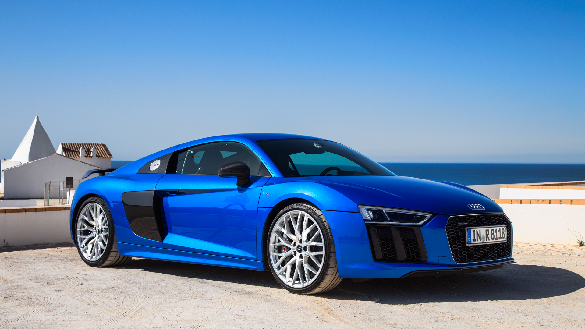 Audi R8 V10 Plus Sed Cars